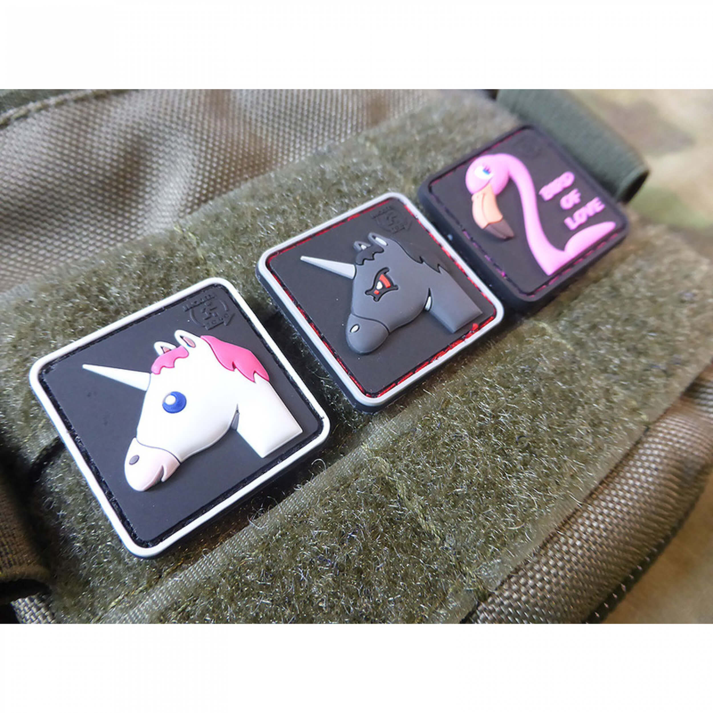 Flavour Unicorn Patch, strawberry aroma, delicately scented, limited edition