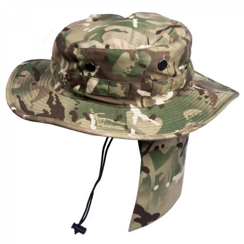 Helikon-Tex PCS Boonie Hat- PolyCotton Twill - MP Camo