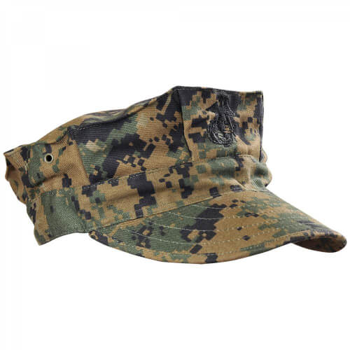 Helikon-Tex USMC Cap - PolyCotton Twill - USMC Digital Woodland