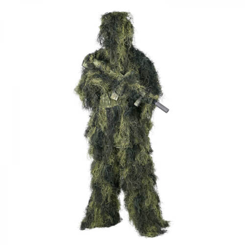 Helikon-Tex Ghillie Suit Tarnanzug - Polyester - Digital Woodland