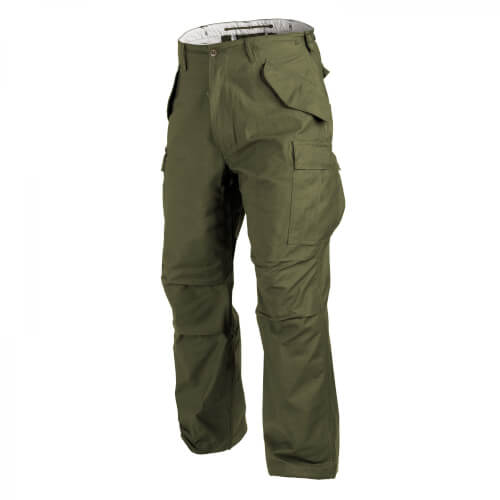 Helikon-Tex M65 Hose - NyCo Sateen - Olive Green