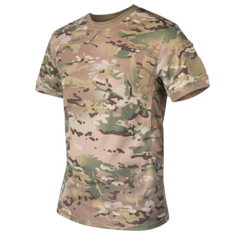 Helikon-Tex Tactical T-Shirt -Top Cool- Camogrom