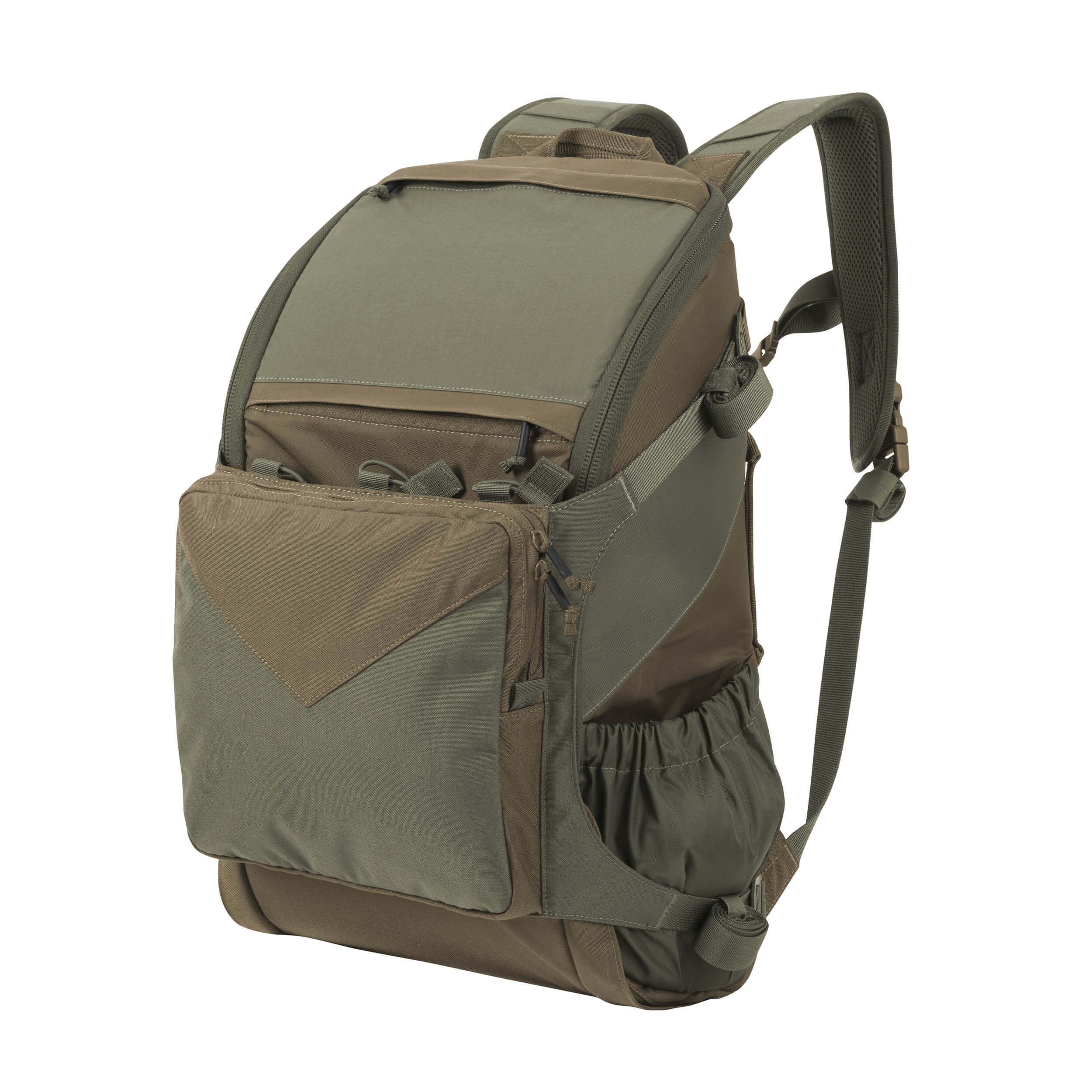 Helikon-Tex BAIL OUT BAG Rucksack -Nylon- Adaptive Green / Coyote A