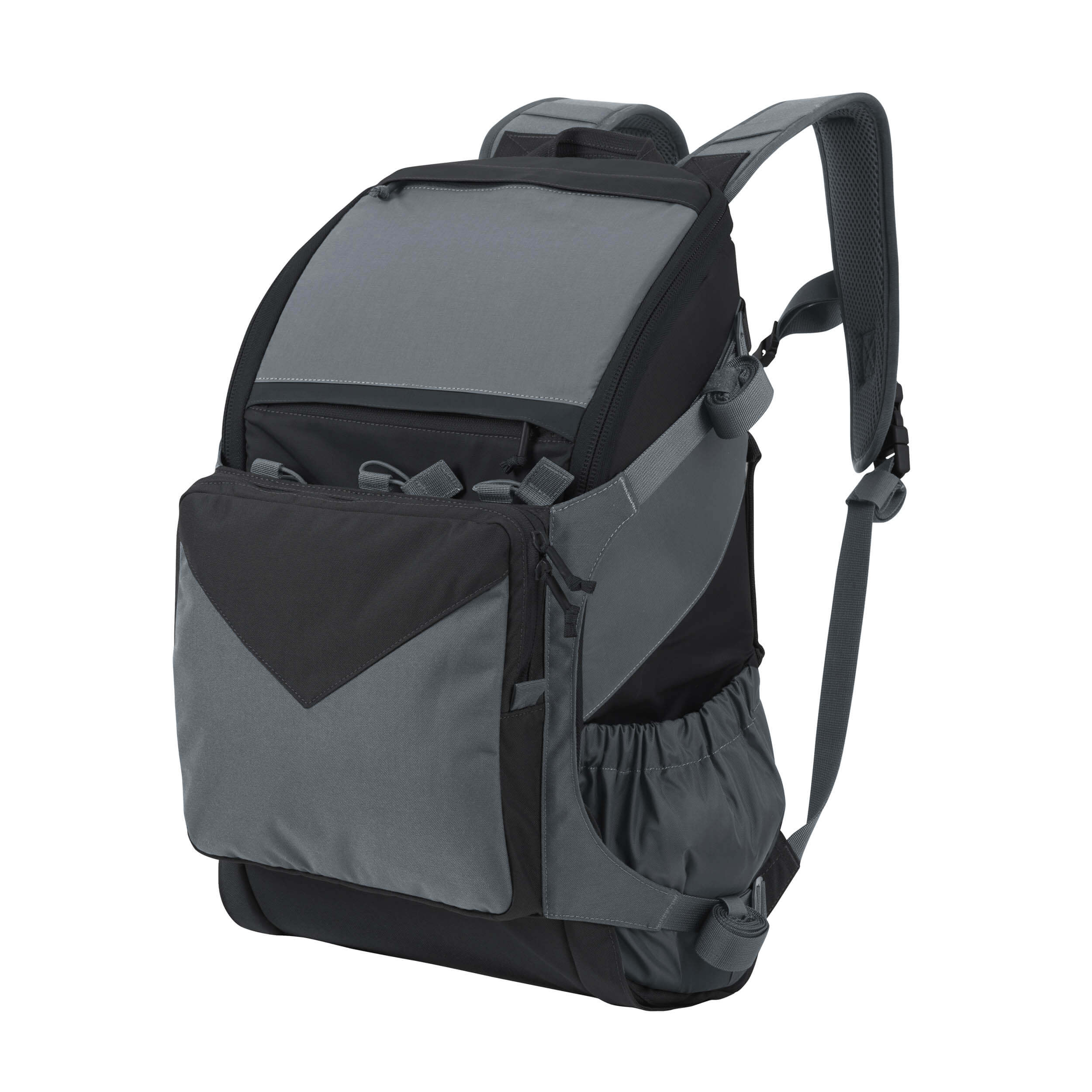 Helikon-Tex BAIL OUT BAG Rucksack -Nylon- Shadow Grey / Black A