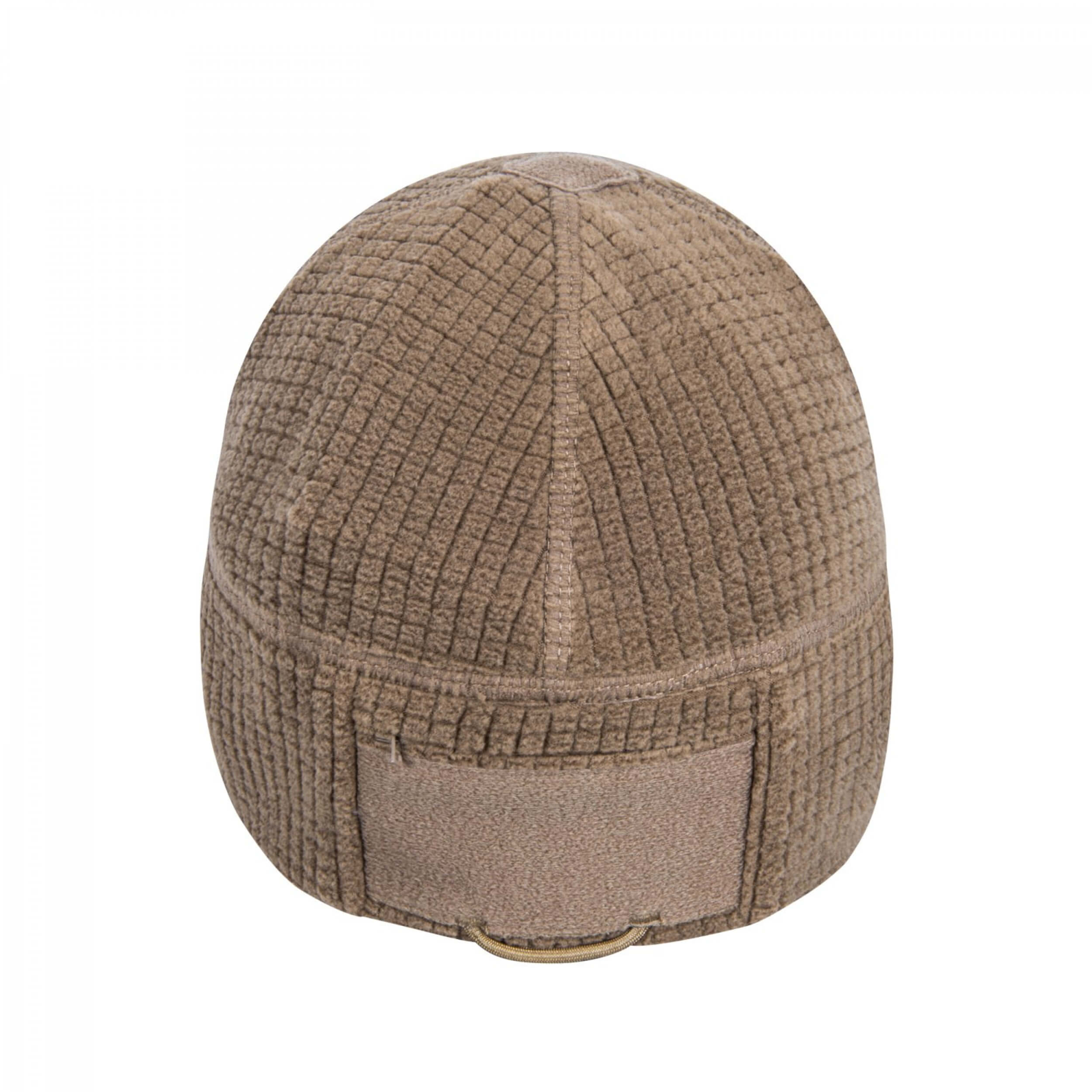 Helikon-Tex Range Beanie Cap -Grid Fleece- Olive Green