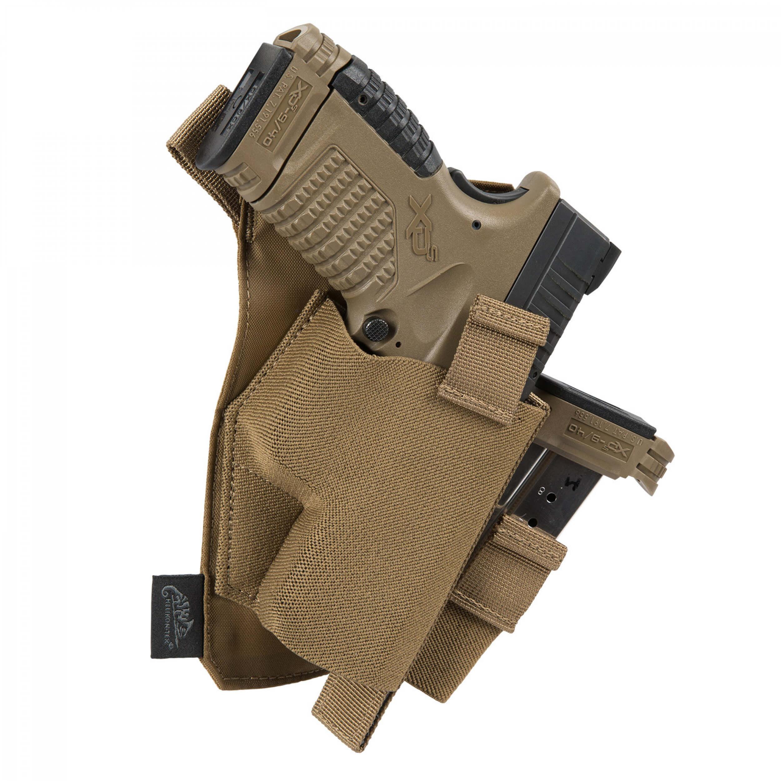 Helikon-Tex Pistol Holder Insert -Nylon- Coyote