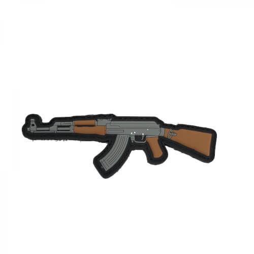 AK47 - Rubber Patch