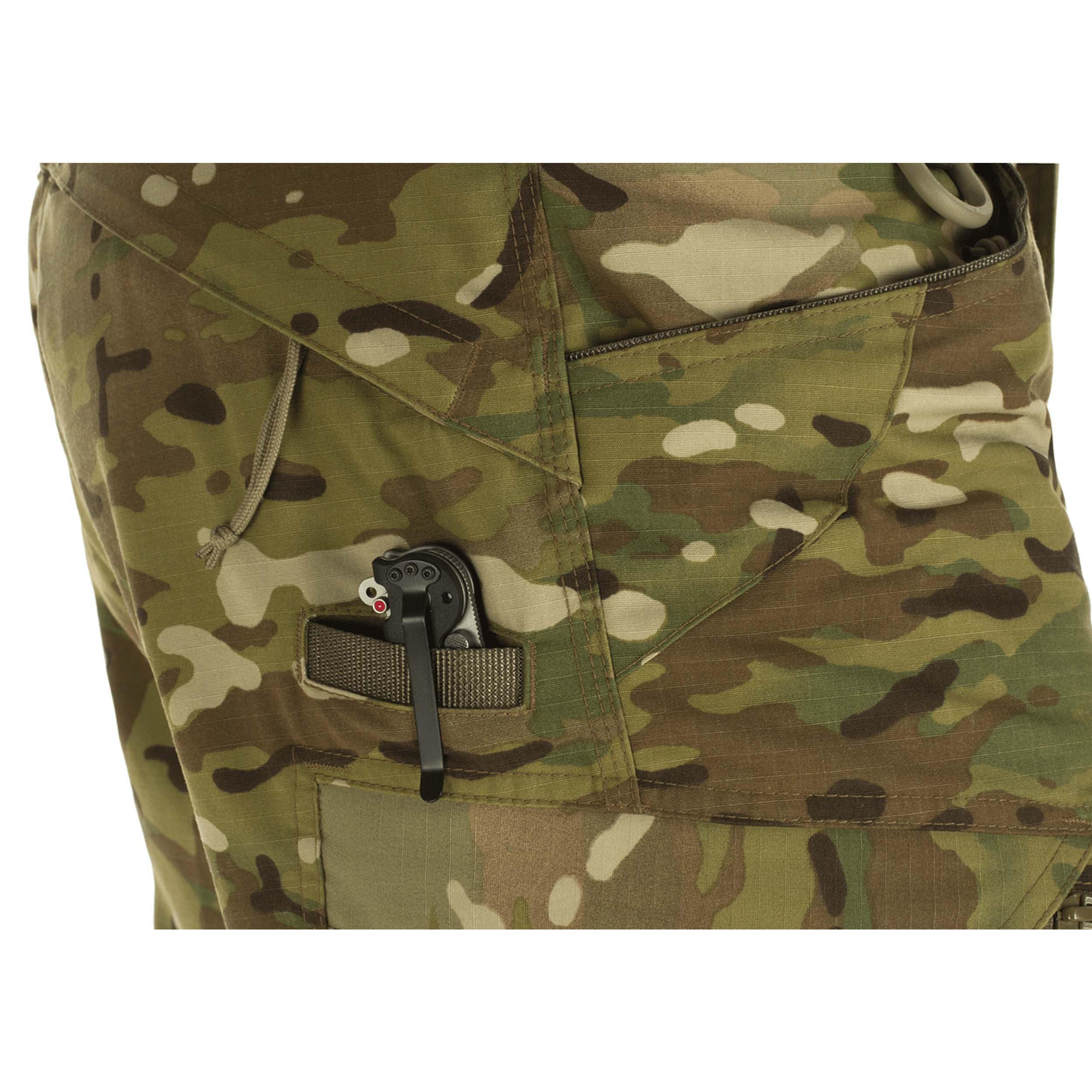 Clawgear Field Short Multicam