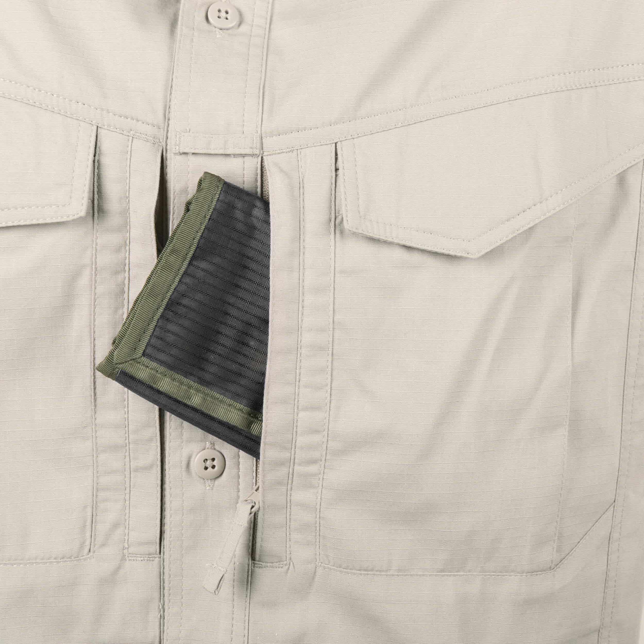Helikon-Tex Defender Mk2 Long Sleeve Shirt Khaki