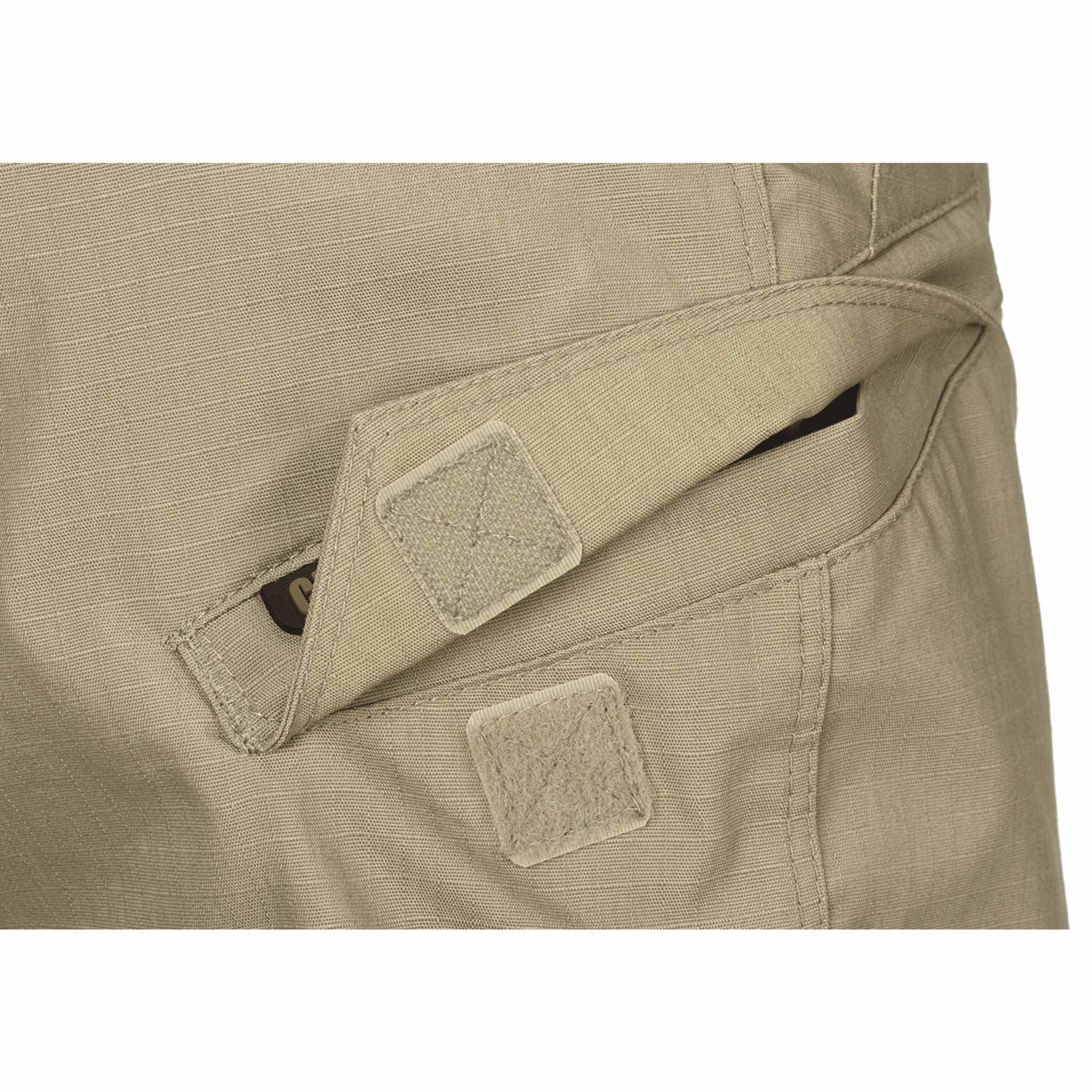 Clawgear Defiant Flex Hose Khaki