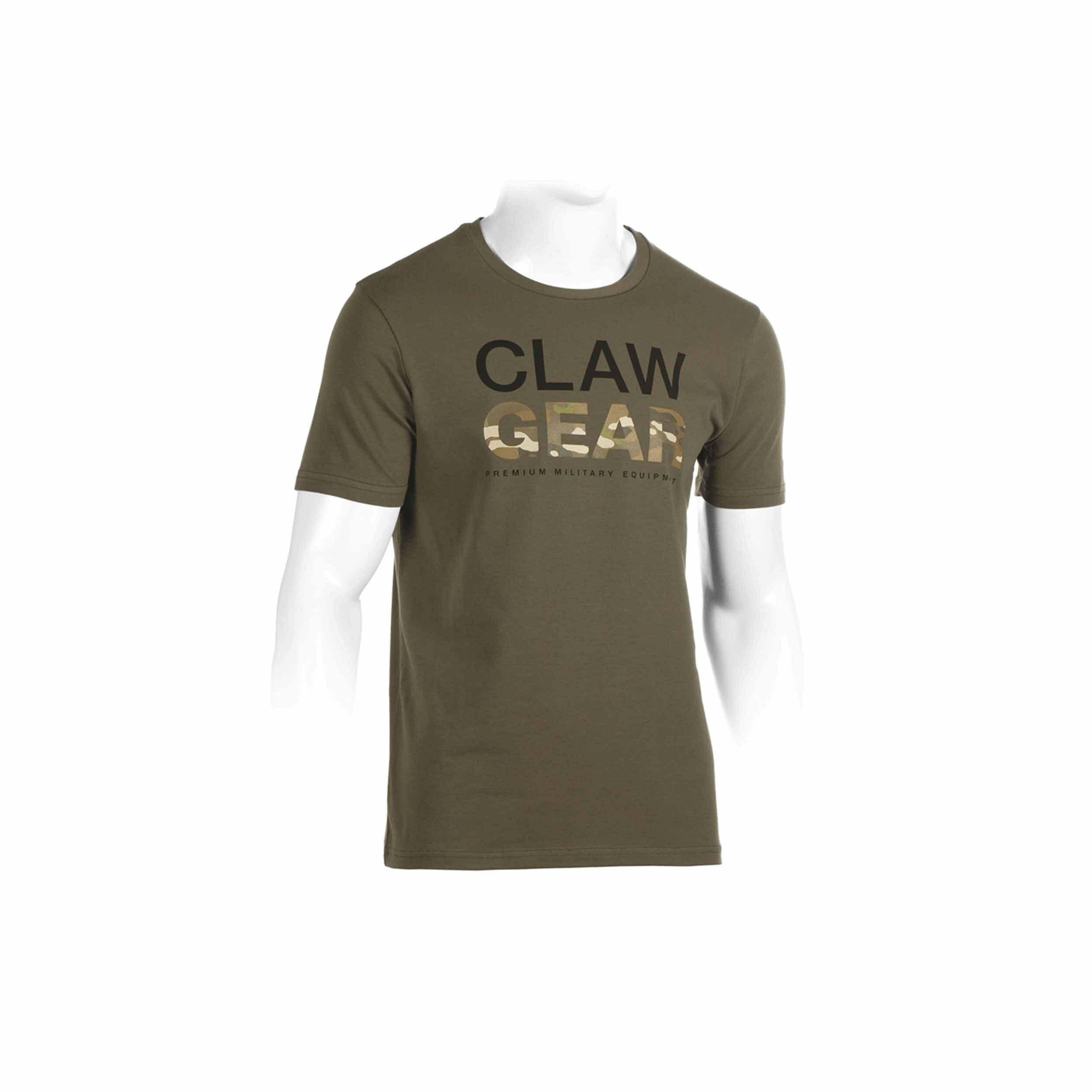 Clawgear MC Tee T-Shirt RAL7013