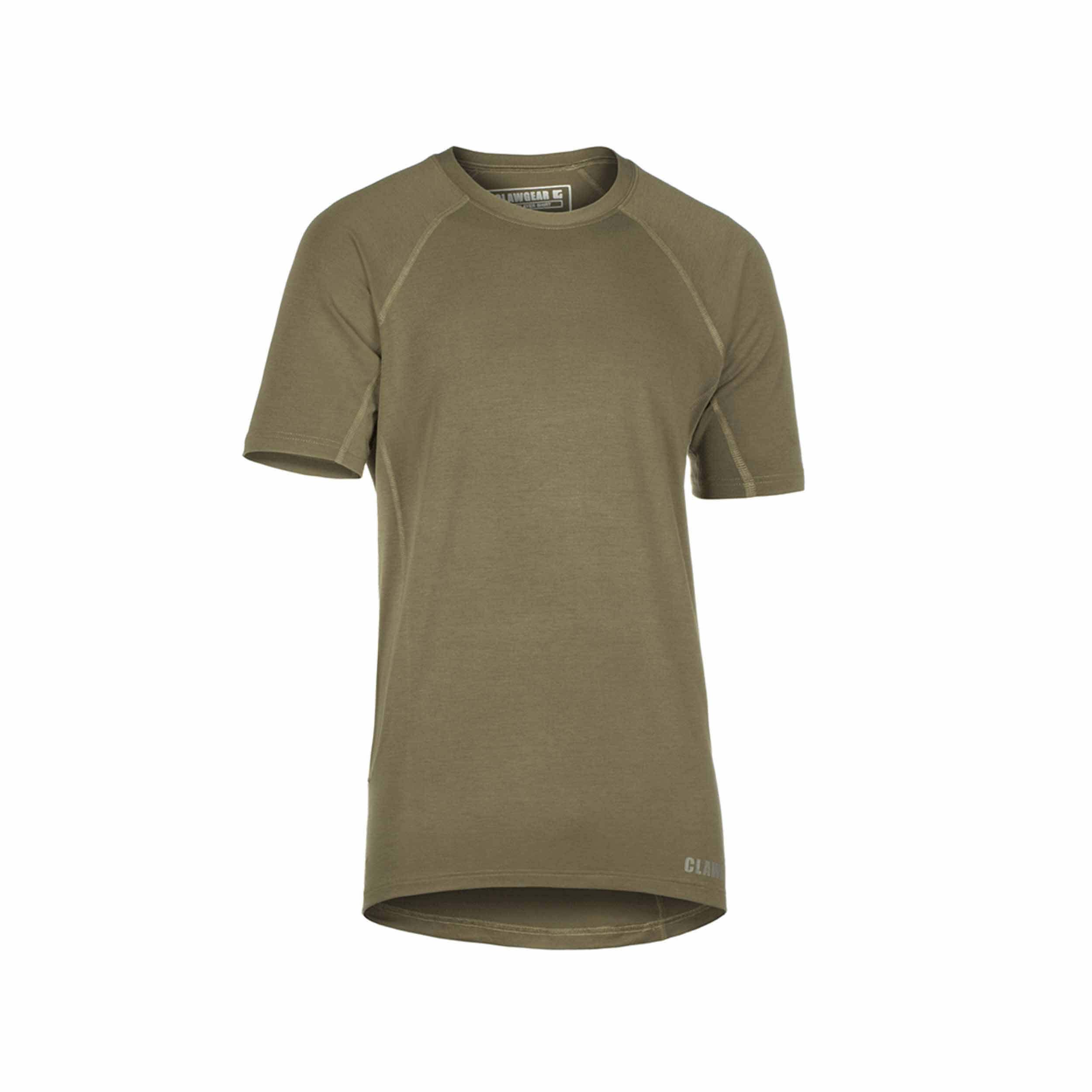 Clawgear FR Baselayer T-Shirt Short Sleeve RAL7013