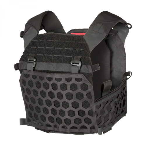 5.11 Tactical ALL MISSION PLATE CARRIER HEXGRID - BLACK