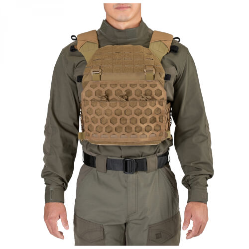 5.11 Tactical ALL MISSION PLATE CARRIER HEXGRID - KANGAROO