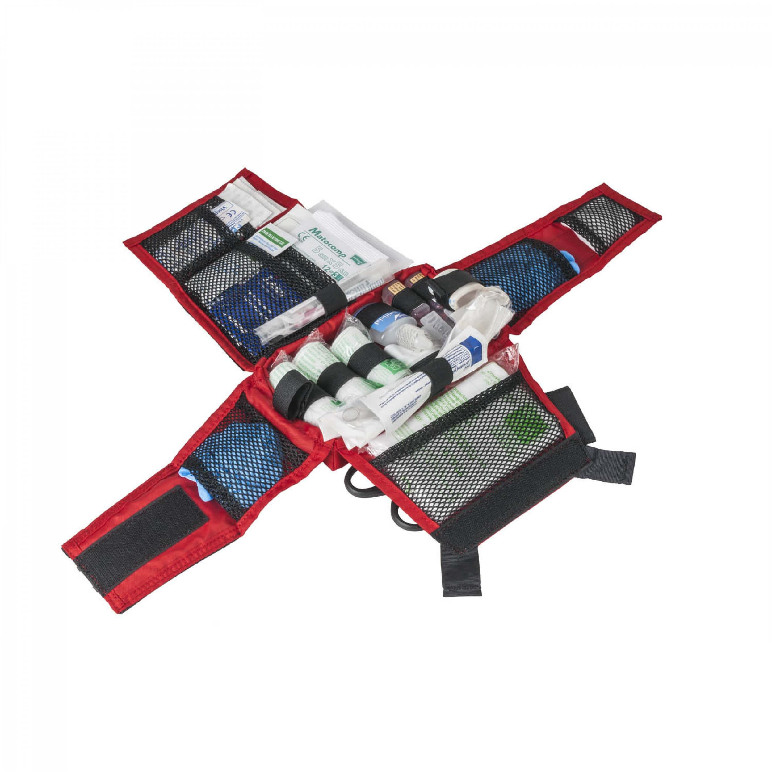 Helikon-Tex Modular Individual Med Kit Pouch -Cordura- Shadow Grey