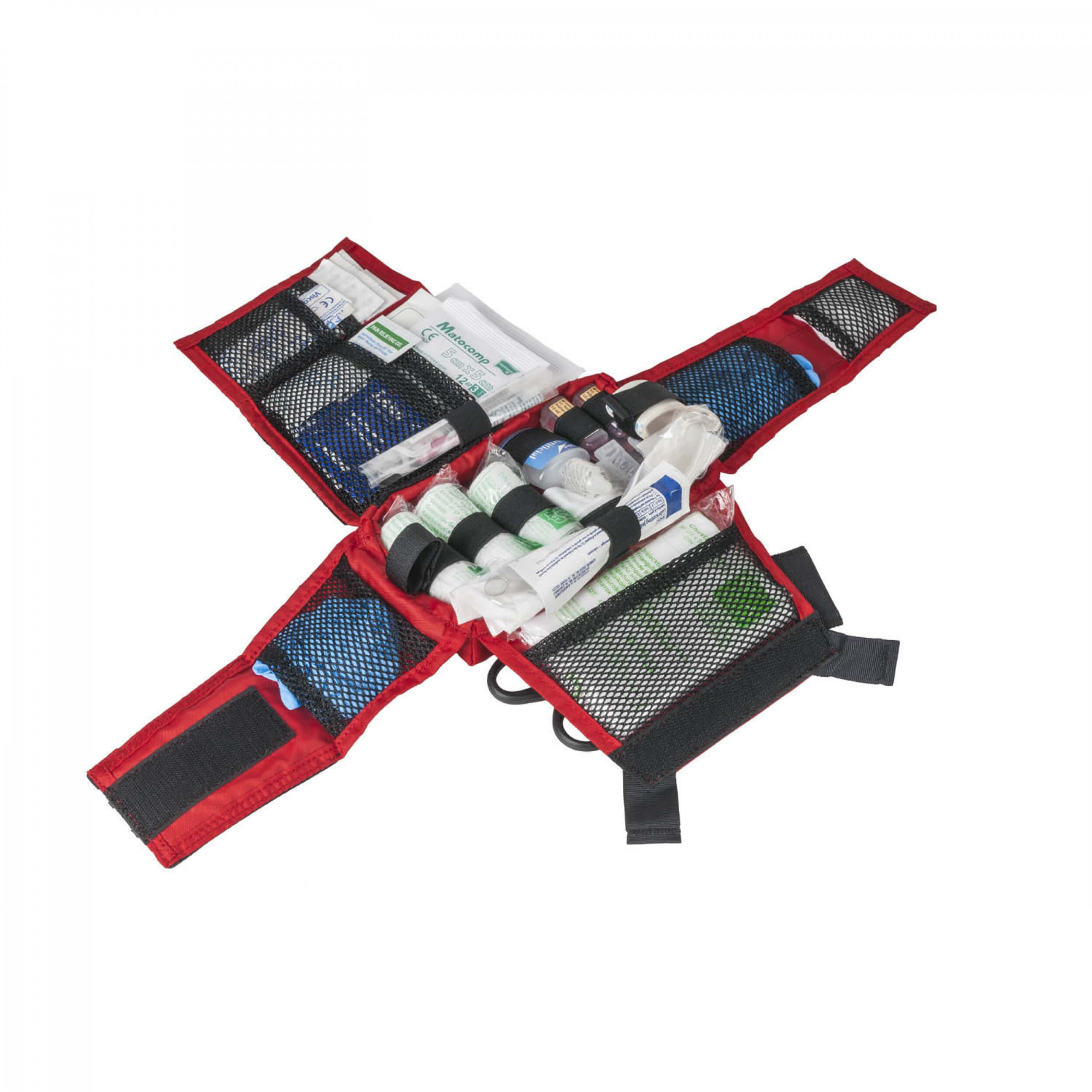 Helikon-Tex Universal Med Insert -Nylon- Rot