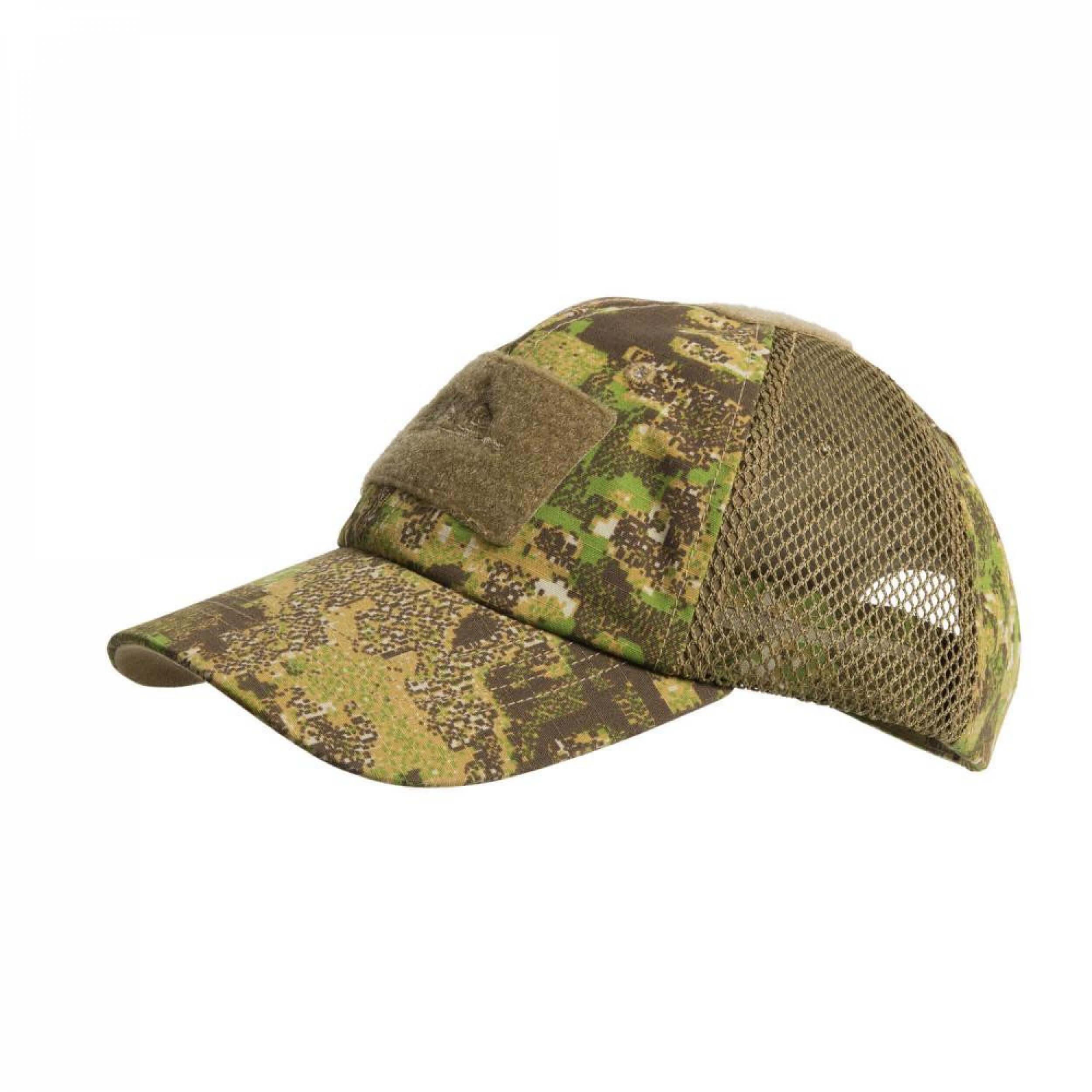 Helikon-Tex Baseball Vent Cap - NyCo Ripstop - PenCott Greenzone