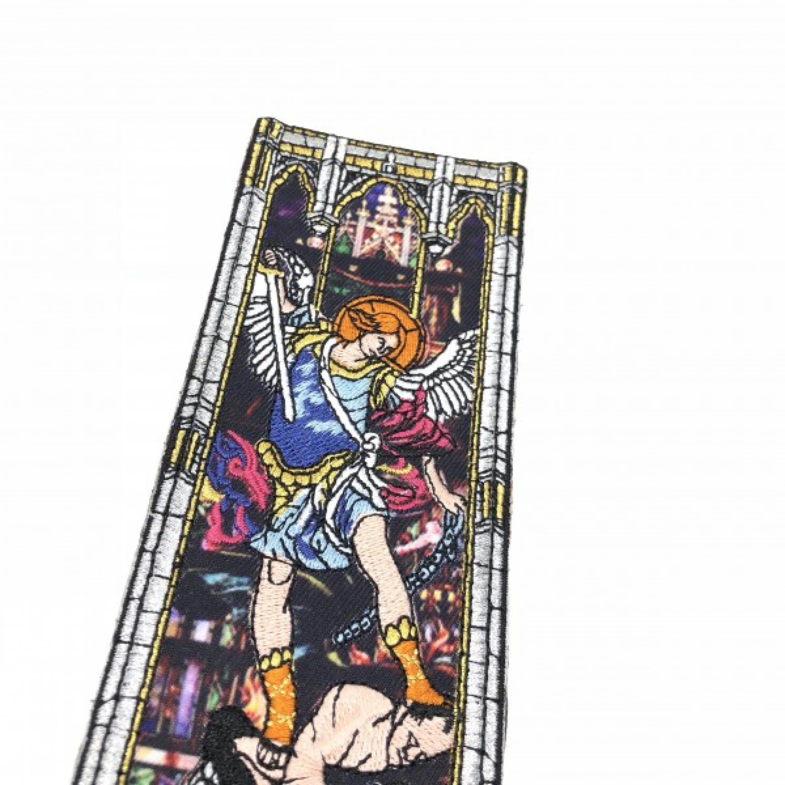 Erzengel Archangel Michael - Notre Dame - Montreal - Patch