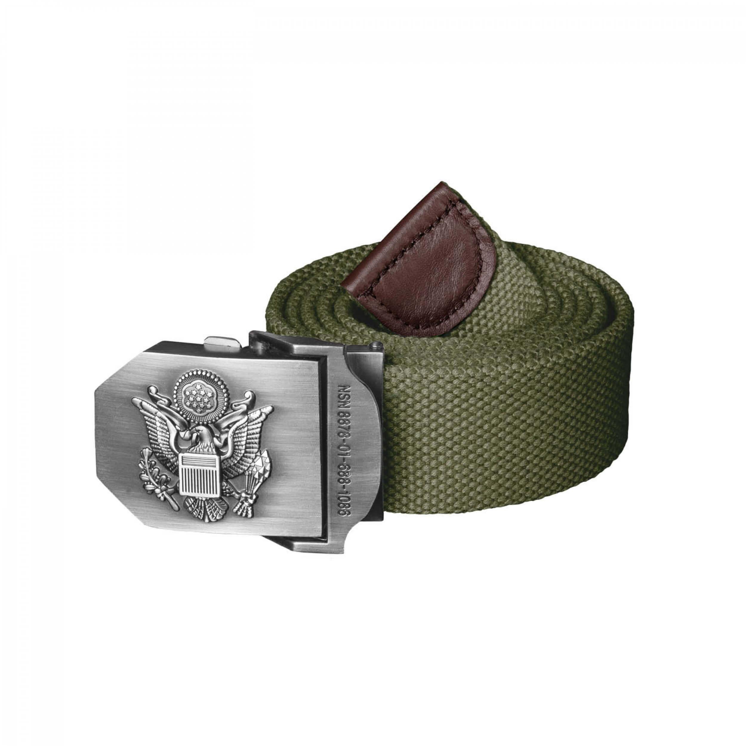 Helikon-Tex US Army Logo Gürtel - Cotton - Olive Green