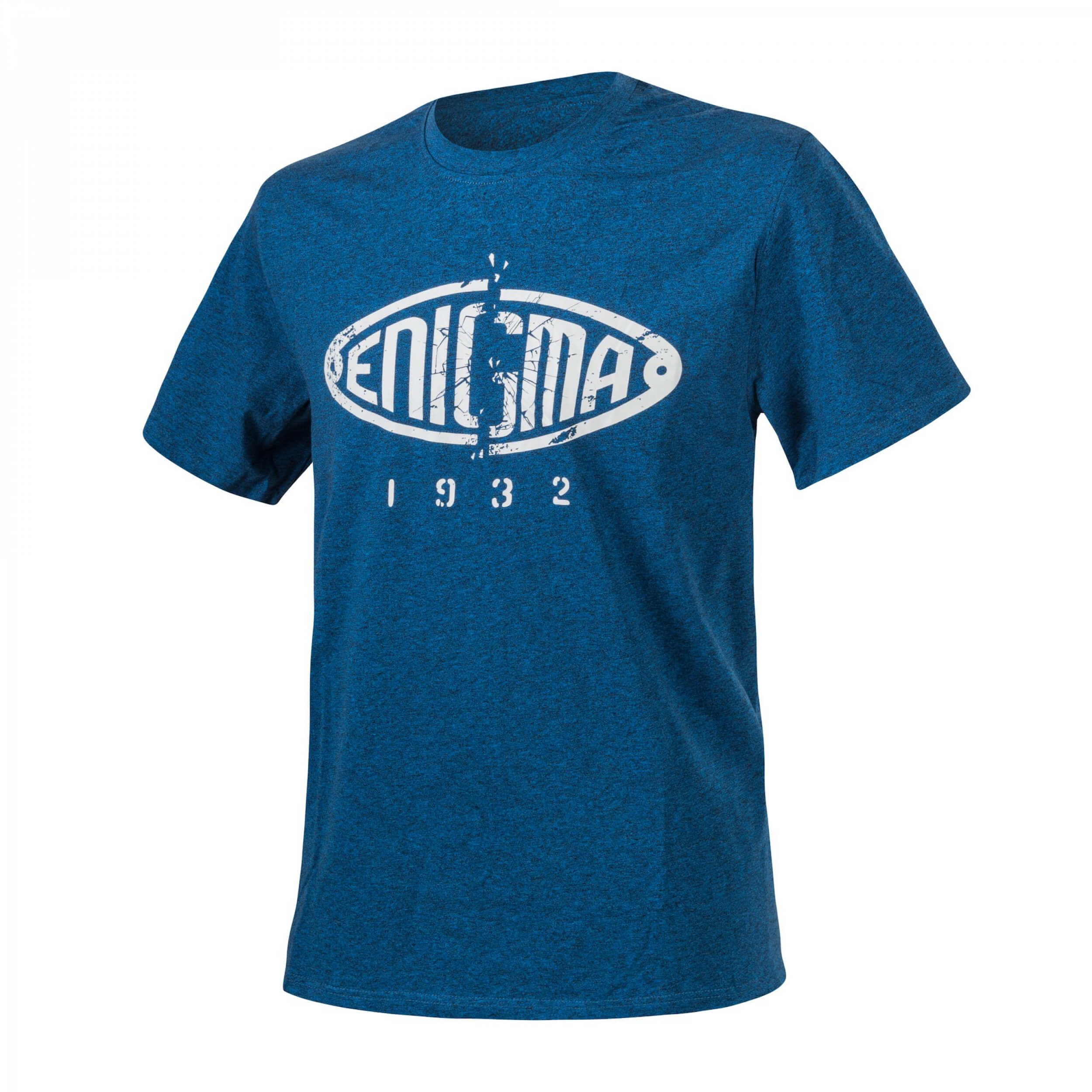 Helikon-Tex T-Shirt (Enigma) -Cotton- Melange Blue