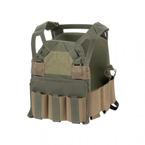 Direct Action HELLCAT LOW VIS PLATE CARRIER® -Cordura- Adaptive Green