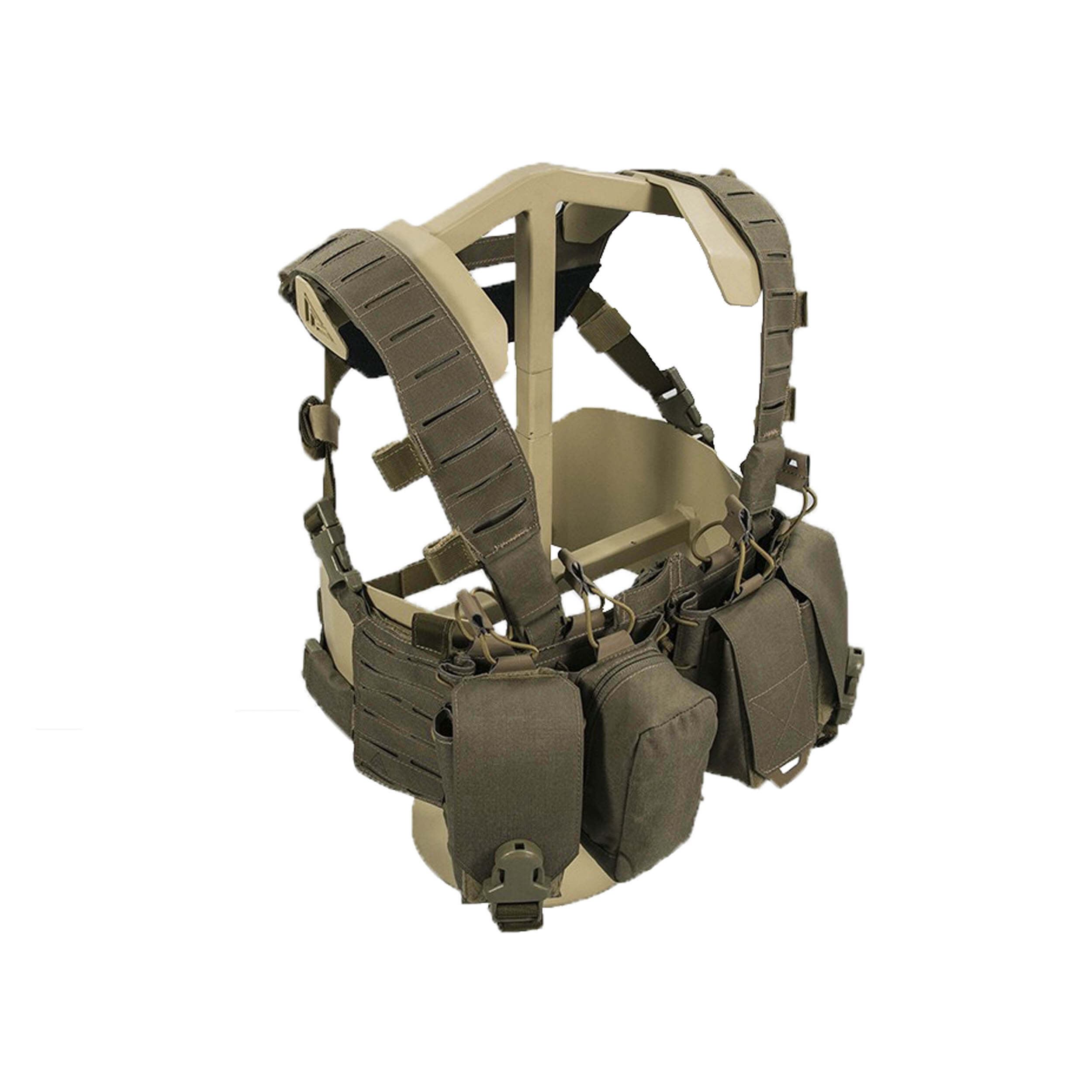 Direct Action Hurricane Hybrid Chest Rig - Cordura - Adaptive Green