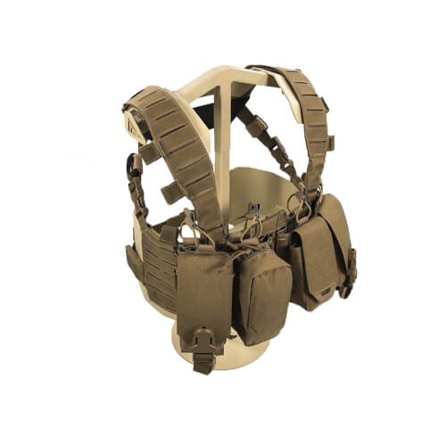 Direct Action Hurricane Hybrid Chest Rig - Cordura - Coyote Brown