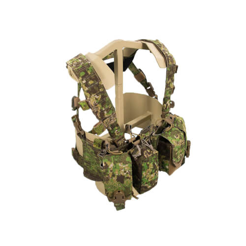 Direct Action Hurricane Hybrid Chest Rig - Cordura - PenCott Greenzone