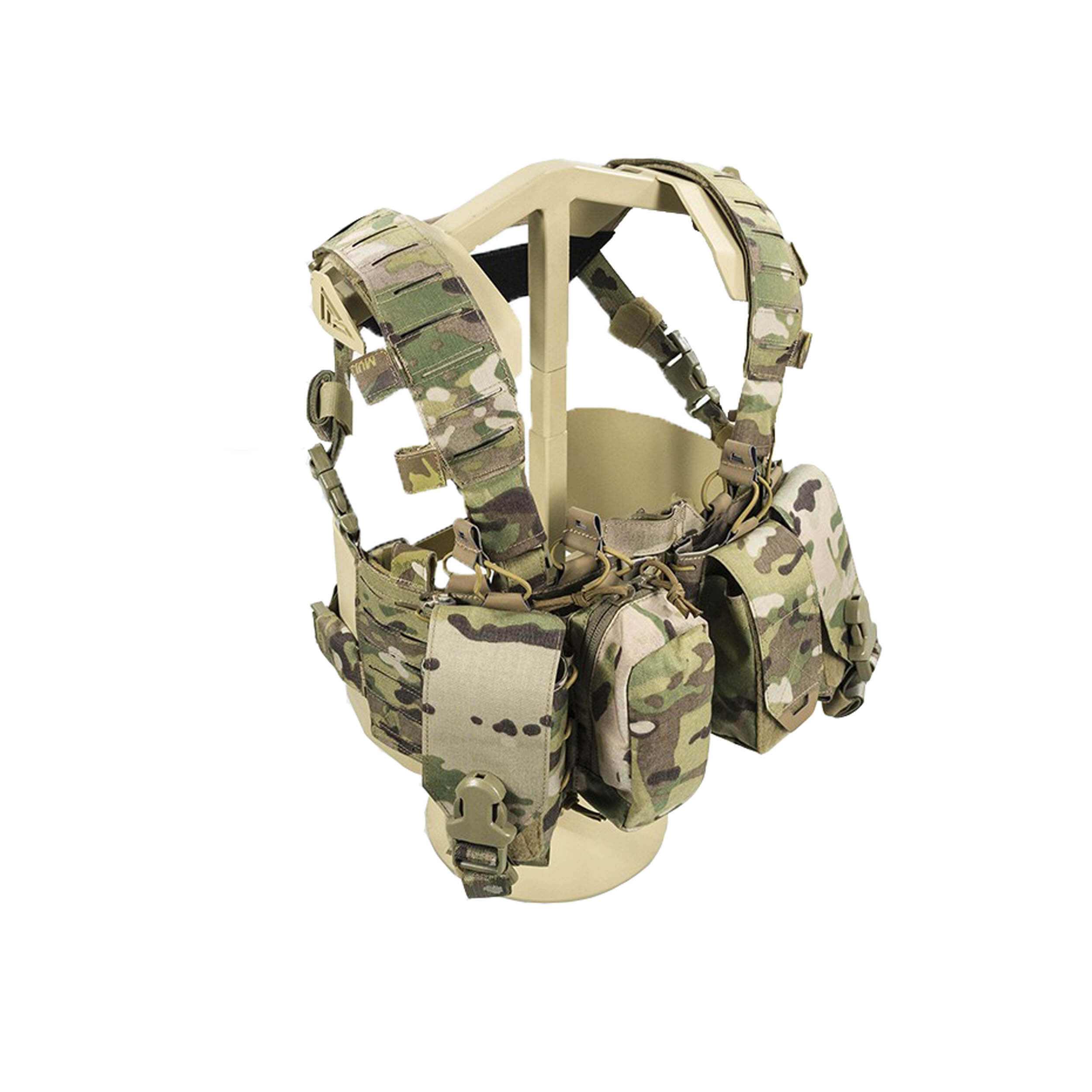 Direct Action Hurricane Hybrid Chest Rig - Cordura - Multicam