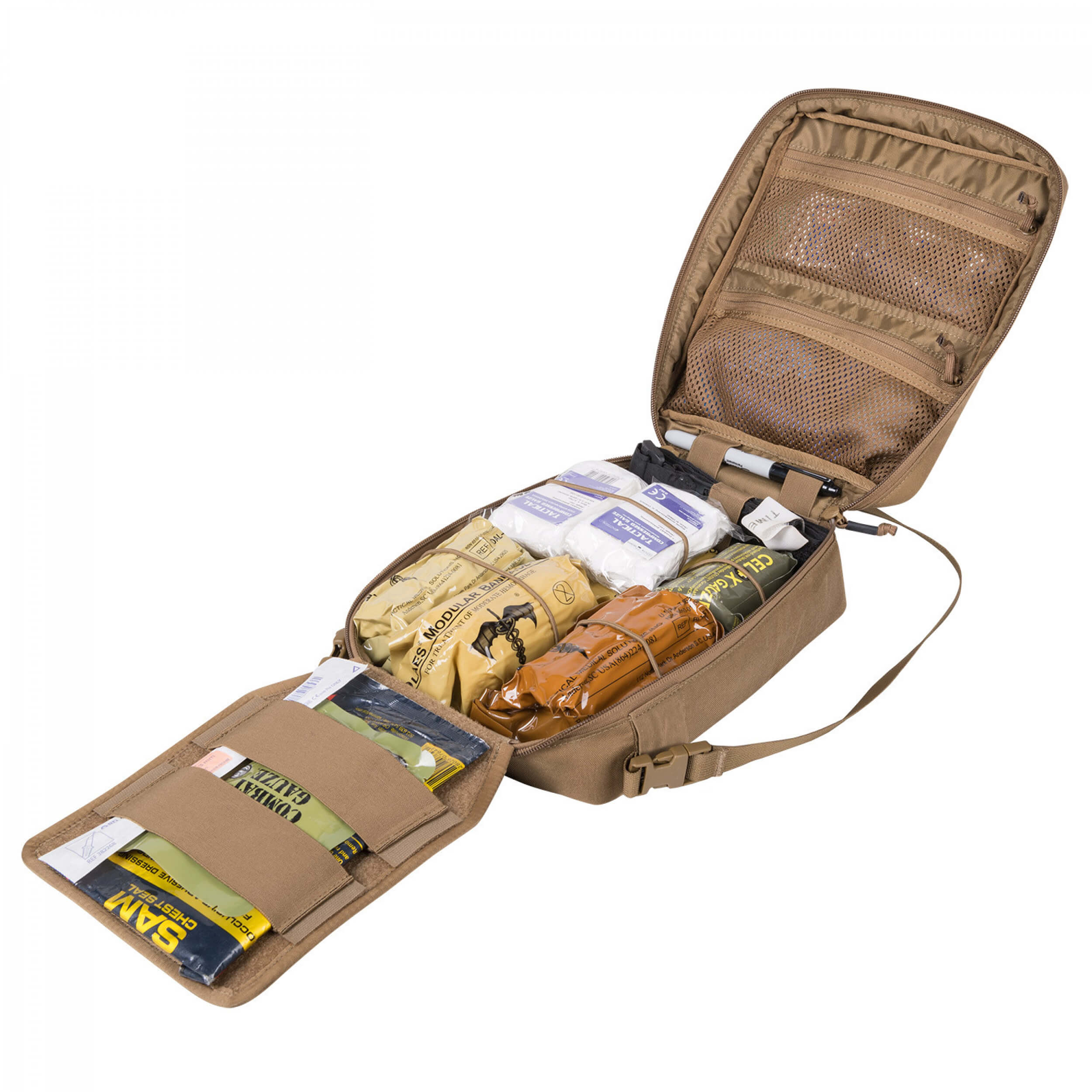 Helikon-Tex Automotive Med Kit Pouch -Cordura- Multicam