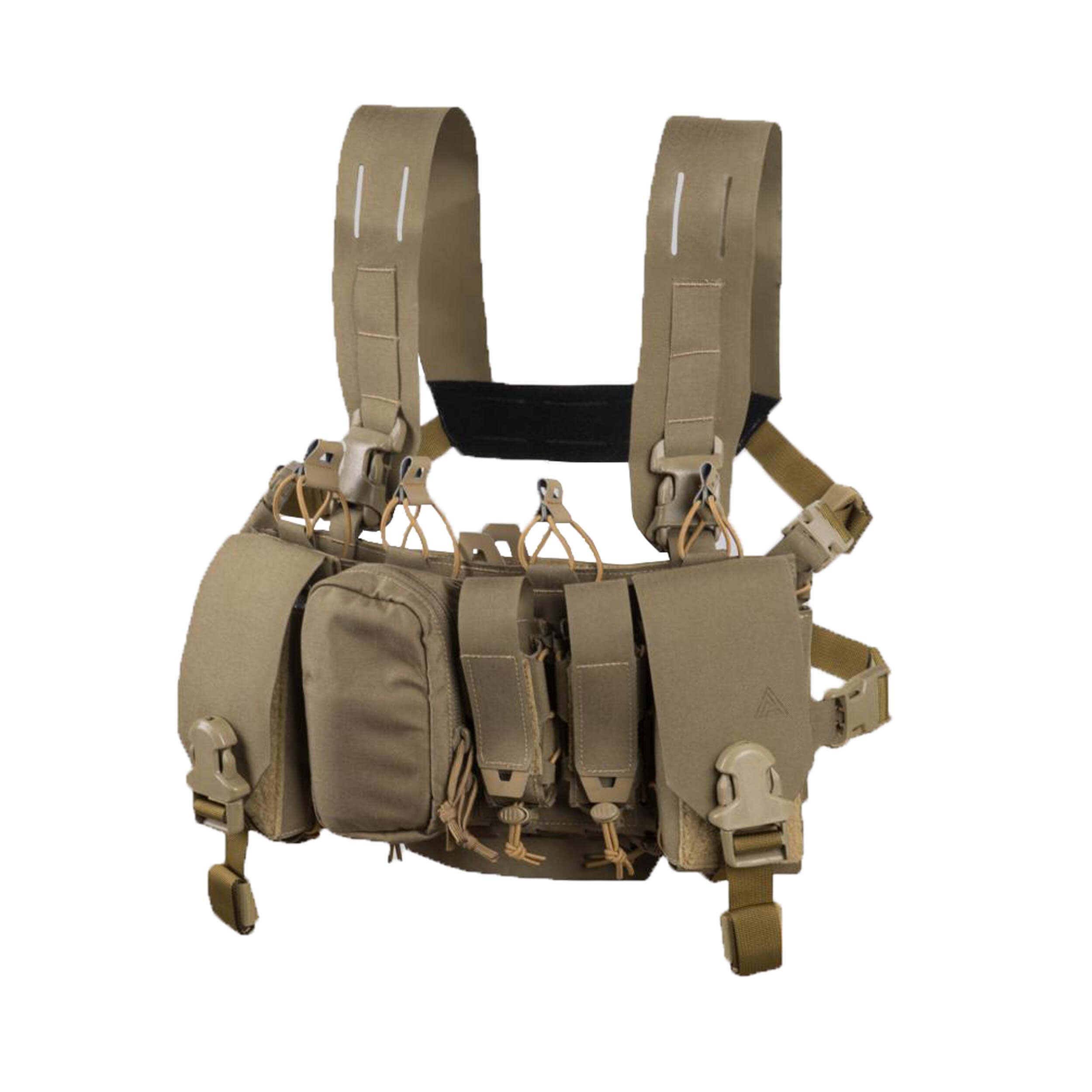 Direct Action Thunderbolt Compact Chest Rig - Cordura - Coyote Brown