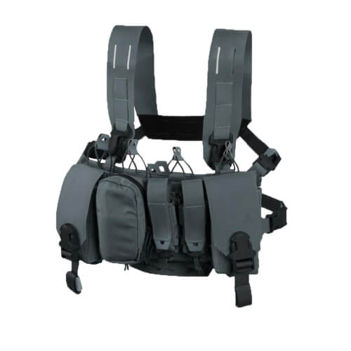 Direct Action Thunderbolt Compact Chest Rig - Cordura - Shadow Grey