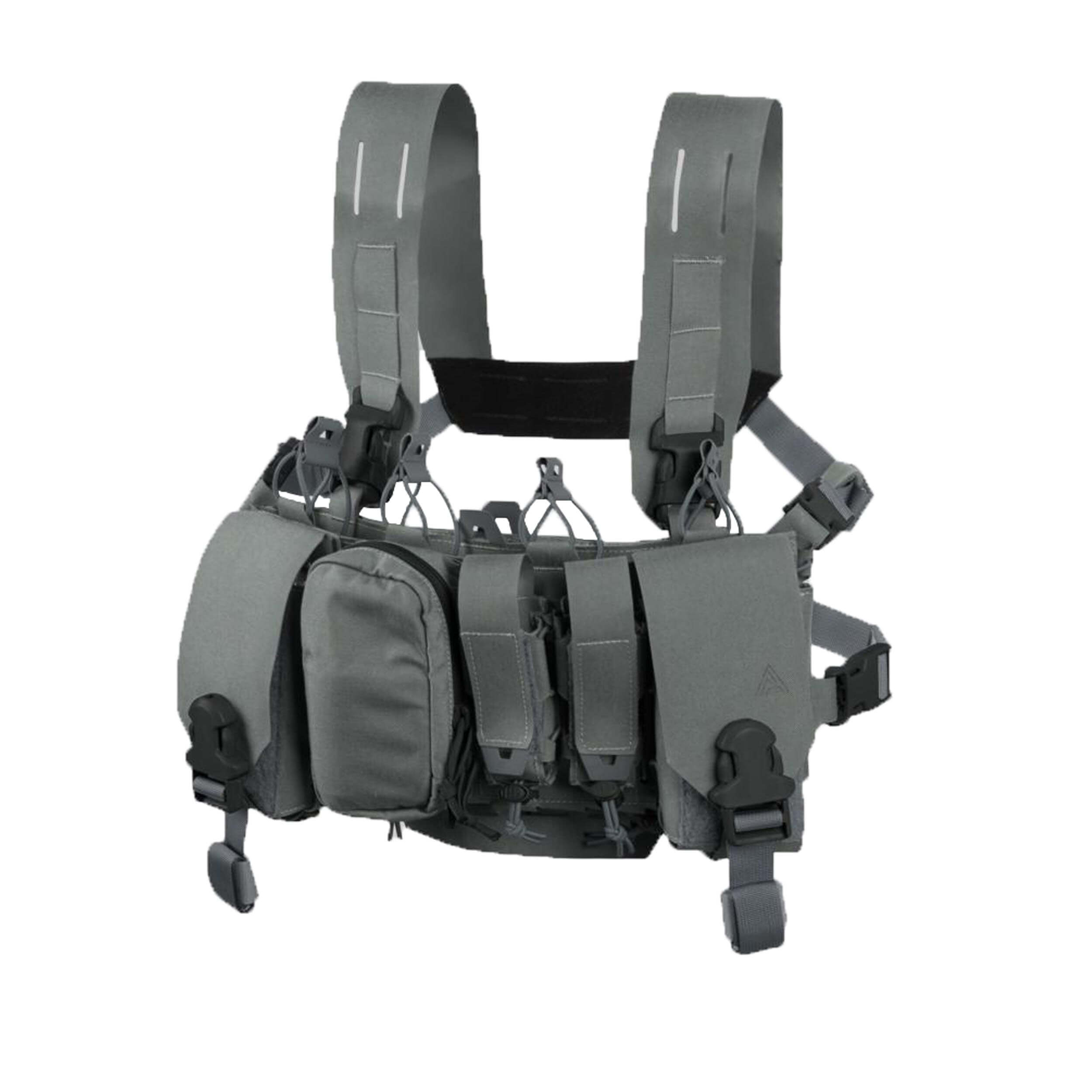 Direct Action Thunderbolt Compact Chest Rig - Cordura - Urban Grey