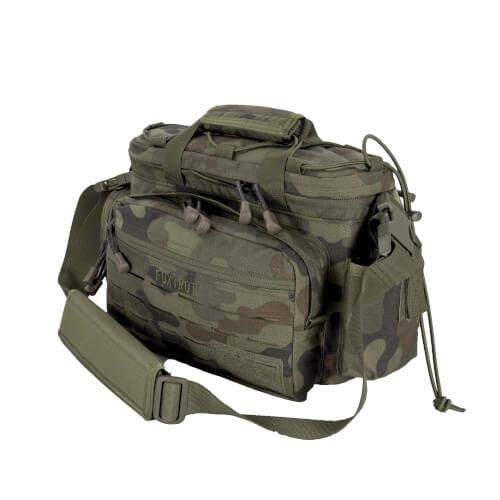 Direct Action Foxtrot Waist Bag - Cordura - PL Woodland