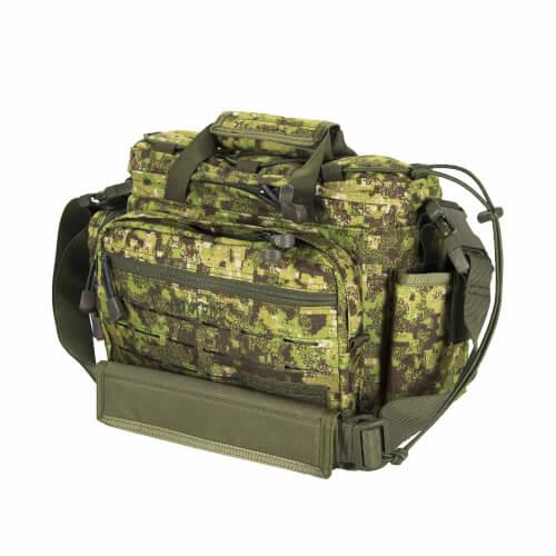 Direct Action Foxtrot Waist Bag - Cordura - PenCott Greenzone