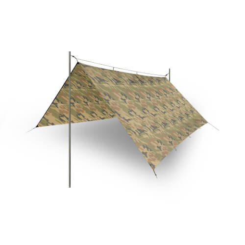 Helikon-Tex Supertarp -Polyester Ripstop- PL Woodland