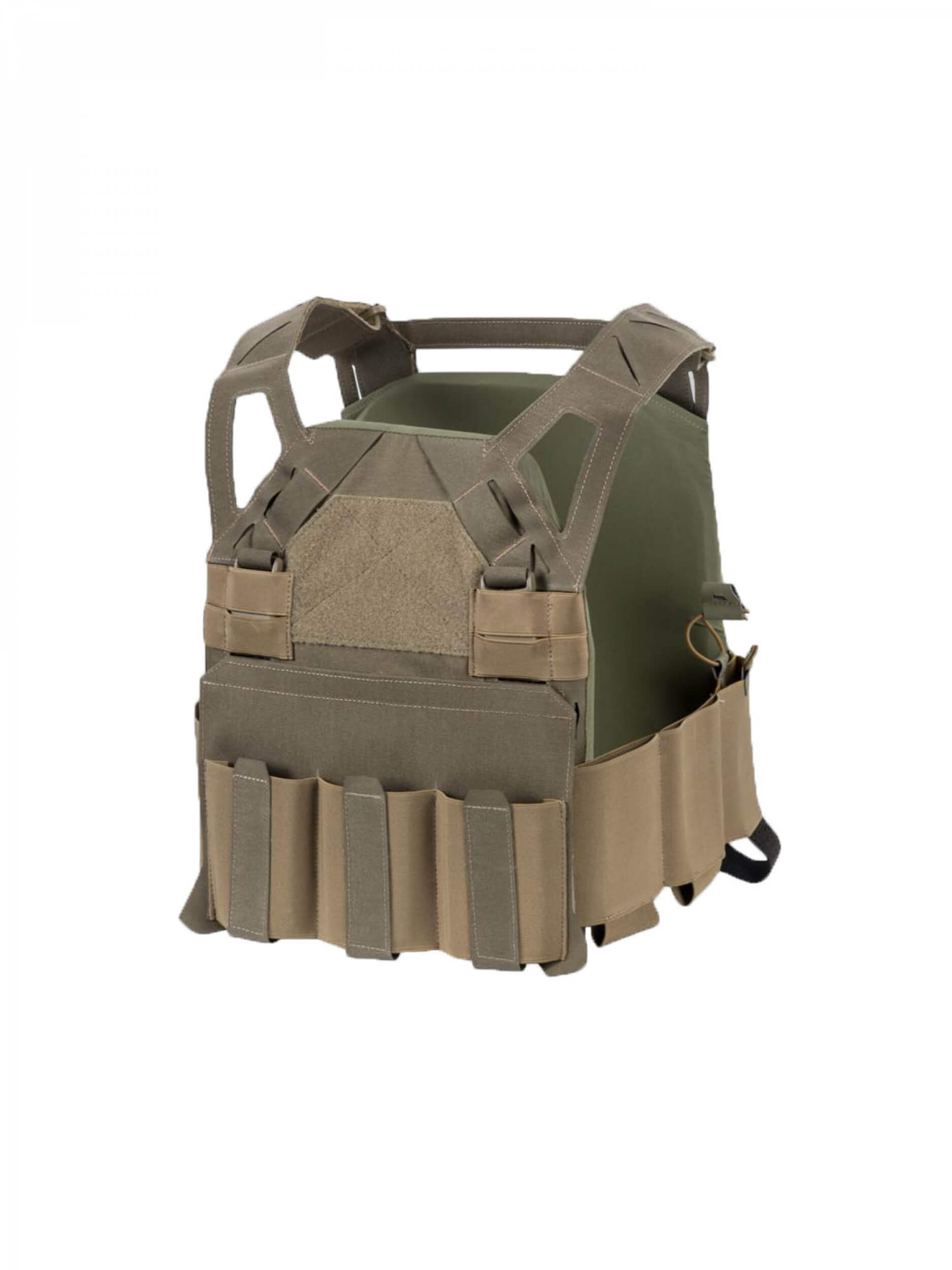 Direct Action HELLCAT LOW VIS PLATE CARRIER® -Cordura- Coyote