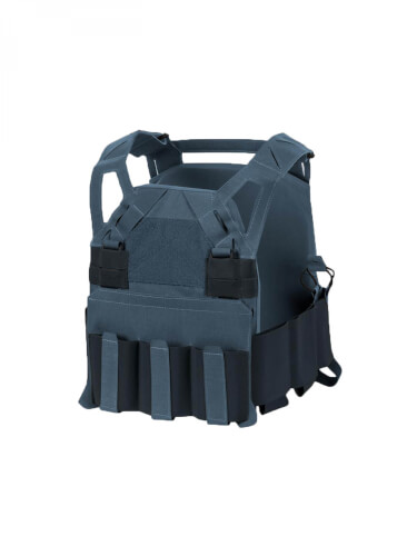 Direct Action HELLCAT LOW VIS PLATE CARRIER -Cordura- Shadow Grey