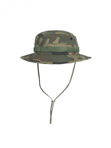 Helikon-Tex Boonie Hat -PolyCotton Ripstop- PL Woodland