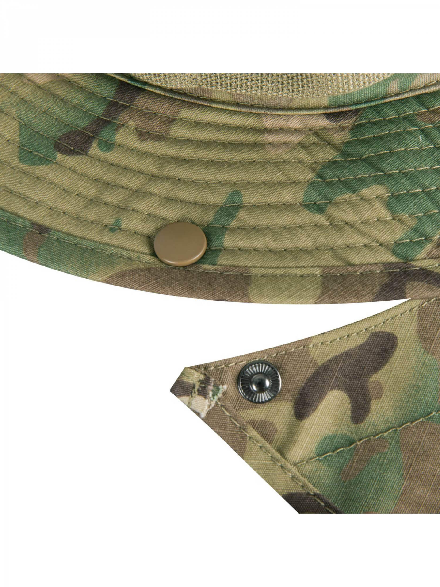 Helikon-Tex Boonie Hat -PolyCotton Ripstop- PL Woodland