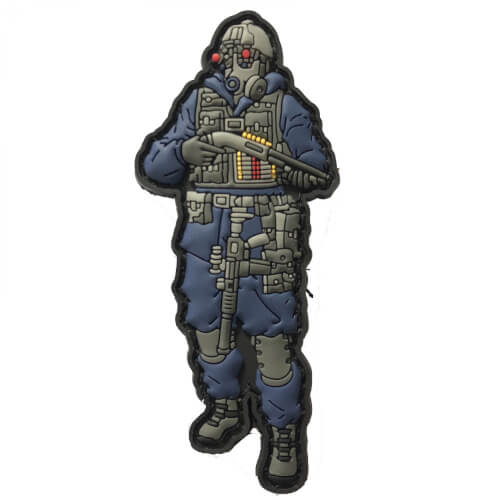 SOF - Operator Patch British SAS - Callsign Beluga  - Patch