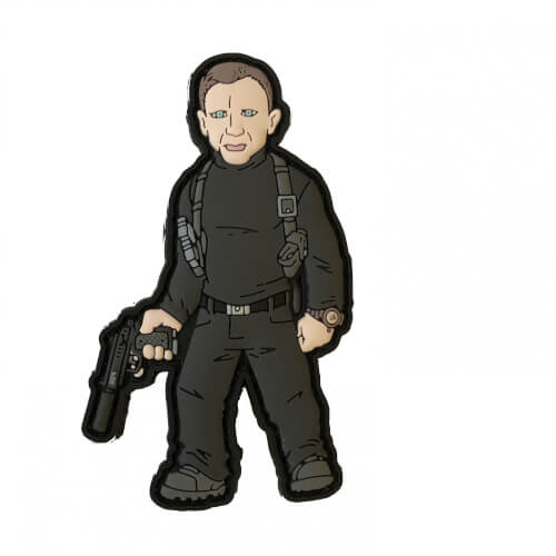 Elite Warriors - 007 James Bond