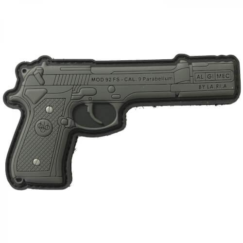 LEON Beretta 92 FS CAL. 9 PARA PATCH