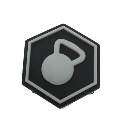 Fitness CF - Kettlebell HexPatch