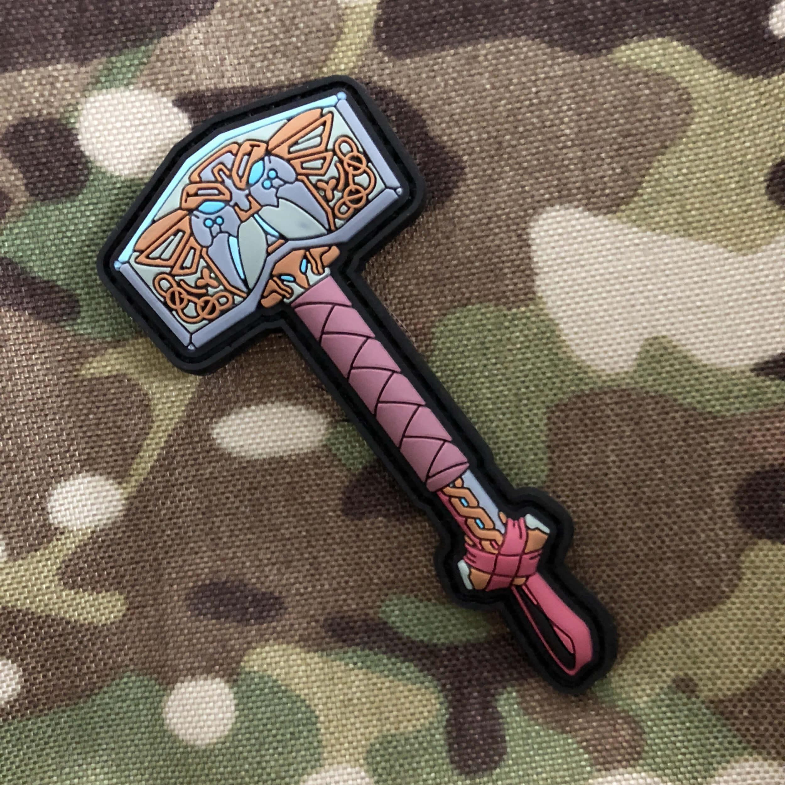 Mjolnir Thor´s Hammer Mjölnir
