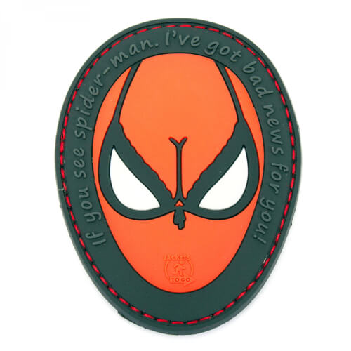 JTG SPIDERBOOBS Patch