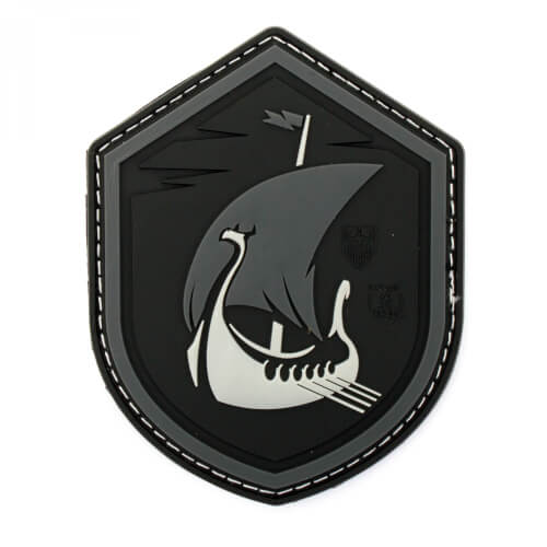 JTG DRAGONSHIP AT NIGHT Patch, blackops (gb)