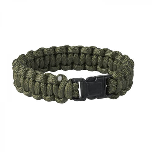 Helikon-Tex Survival Bracelet - Paracord - Olive Green