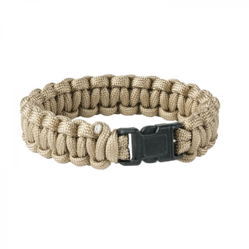 Helikon-Tex Survival Bracelet - Paracord - Coyote