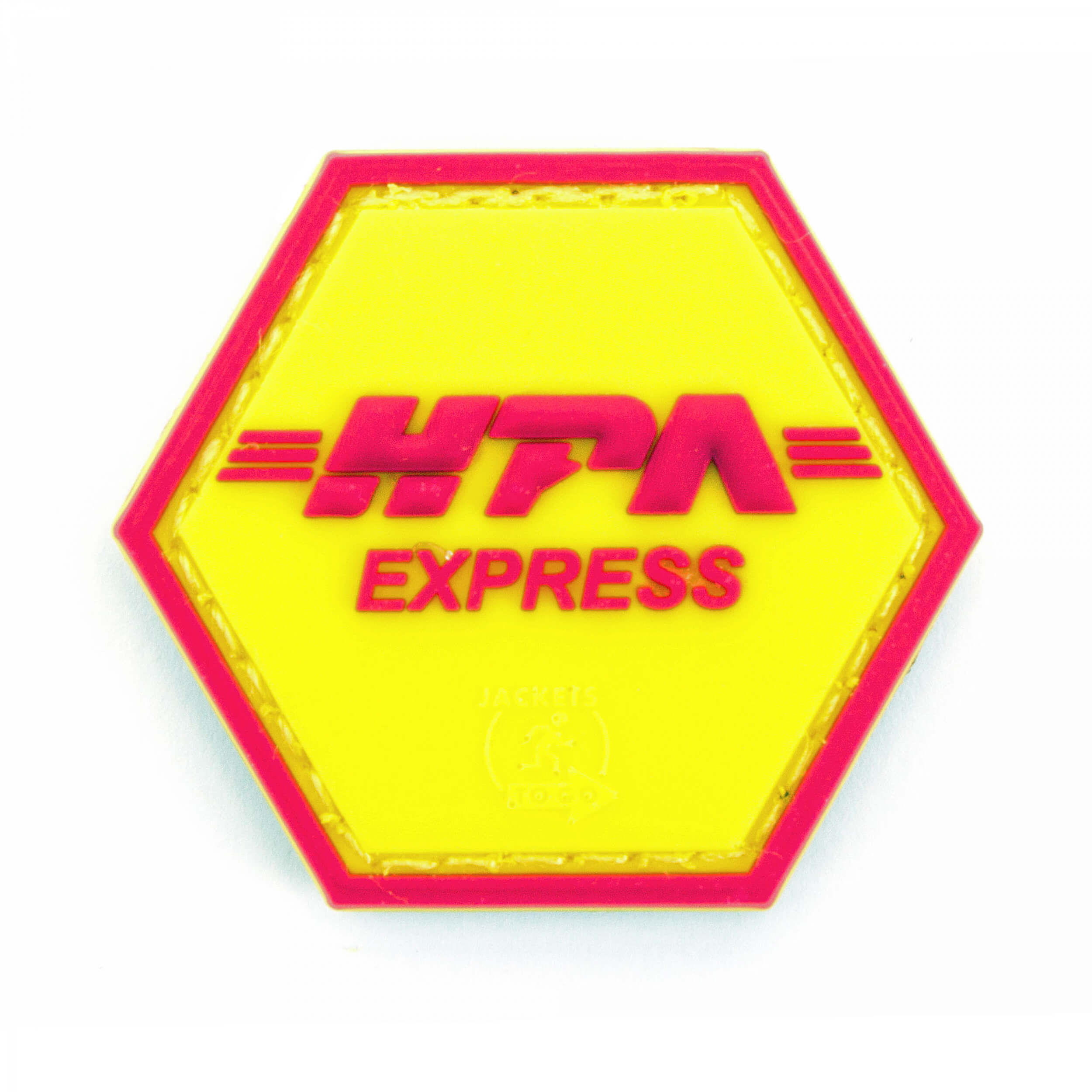 JTG HPA EXPRESS Hexagon Patch  (gb)